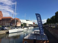 Boote am Meer Ostsee Kontaktlinsen Leipzig