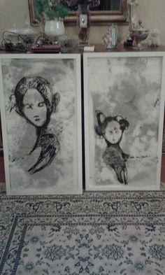 I quadri di Camilla