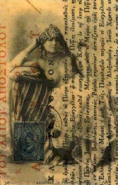 Nick Bantock – Postales norteafricanas « Nueva dirección: http://pasalavida.org/