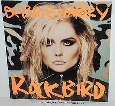 Album Blondie Cover Debbie Harry   ... Original Art Cover Debbie Harry Blondie Album N Mint RARE   eBay
