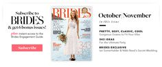 Eat and Drink Your Way to Glowing Wedding-Day Skin : Brides