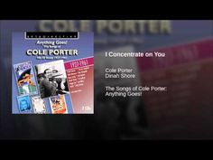 I Concentrate on You - YouTube
