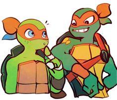 image Ninja Turtles 2014, Ninja Turtles Art, Teenage Mutant Ninja Turtles, Tmnt Mikey, Tmnt Leo, Turtle Tots, Leonardo Tmnt, Tmnt 2012, Fan Art