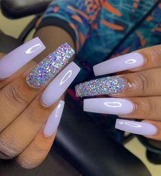 How to choose your fake nails? - My Nails Summer Acrylic Nails, Best Acrylic Nails, Acrylic Nail Designs, Long Nail Designs, Long Square Acrylic Nails, Summer Nails, Aycrlic Nails, Bling Nails, Swag Nails