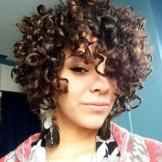 #DCOTD DevaCut of the Day @nadilyn_beato Your curls with Decadence & Supercream are gorgeous! So healthy and shiny. #DevaCut by Judy Rabinowitz at Devachan, Broome Street. Need a curly stylist? Go to devacurl.com & click Devachan Salon or Find A Stylist!