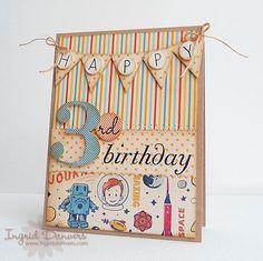 Happy 3rd Birthday by Ingrid Danvers