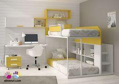 Dormitorio Infantil con Litera 303-592014
