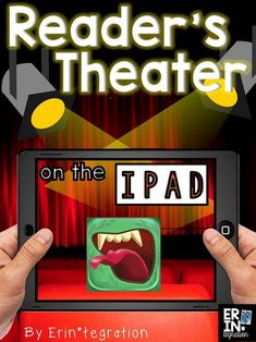 Free apps & ideas for enhancing reader's theater by using iPads. So many fun ways to breathe life into a tried and true method for practicing fluency!  First up the free app MouthOff to adding a moving mouth to the iPad!