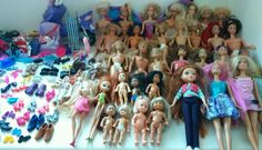 HUGE Barbie & mixed dolls bundle! AROUND 40 DOLLS! Don t miss out! SEE PICS!