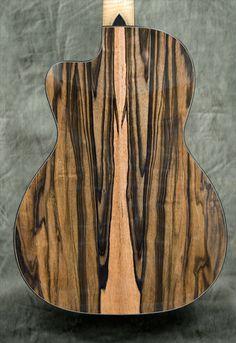 Macassar ebony guitars! - The Acoustic Guitar Forum