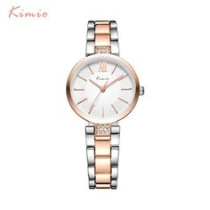 KIMIO Simple Thin Rhinestone Rose Gold Quartz Watches Women Fashion 2018 Ladies Watch Women's Watches Dress Wristwatch For Women From Touchy Style Outfit Accessories ( Black ) Cheap Watches For Men, Simple Watches, Stylish Watches, Ladies Dress Watches, Rose Gold Watches, Quartz Watches, Luxury Watches, Women's Watches, Wrist Watches