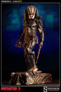 [SIDESHOW] Predador 2: Estátua do temível caçador Yautja