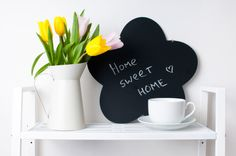 Home interior decoration: a bouquet of tulips, a cup and a chal. Home interior d , Top 10 Instagram, Instagram Accounts, Decorating Tips, Interior Decorating, Interior Design, Small Projects Ideas, Project Ideas, Spring Cleaning Checklist, Cleaning Tips