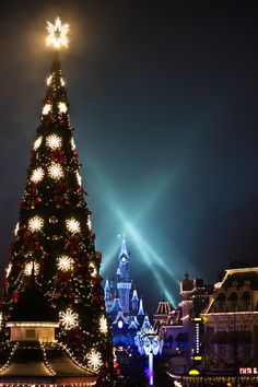 Christmas Disneyland Paris
