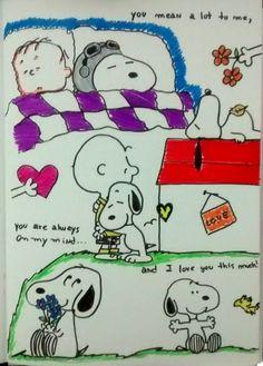 Snoopy, Paná-Paná