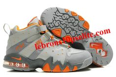 pretty nice bef4a 03d53 Men s Discount Nike Latest Air Max 2 CB 94 Charles Barkley Shoes Outlet in  25606