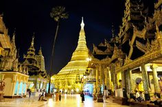 At the dawn of century, Yangon was the Garden of the East, a flourishing city then at par in style with London. Buddhist Shrine, Shwedagon Pagoda, Yangon, Old World Charm, Capital City, Southeast Asia, Attraction, Sash Windows