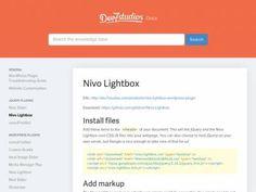 Плагин для создания лайтбокс галерей в которых можно загружать фото, фреймы, флэш и видео, обладает адаптивными свойствами, подходит для Bootstrap.
