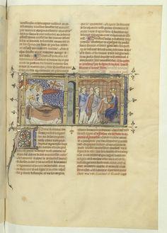 Arsenal 5080, fol. 295, Songe de Constantin