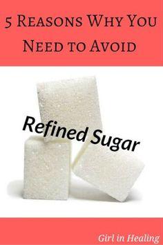 Refined Sugar, Sugar, Sugar Free, Gut Health, Mental Health, Heart Health, Digestive Health, Prevention, Preventative Medicine, No Sugar, Healthy Eating