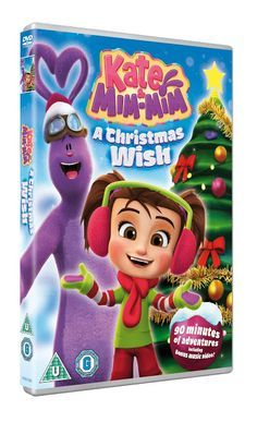 Attachment Mummy: DVD Review & Giveaway: Kate & Mim-Mim - A Christma...