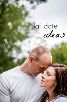 Fall Date Ideas - We have a goal to complete each of these by Thanksgiving!!