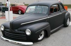 Ford coupe 1946-48