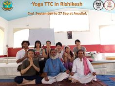 This intensive fully residential #200_hour_teacher_training_in_Rishikesh sets the foundation for a well-rounded yoga practice that will bring you benefits for the rest of your life. In this two hundred hours course, our dedicated faculty will share the their expertise on all aspects of yoga: Shatkarmas, Asanas, Pranayama, Meditation, Mudras, Bandhas, Yoga Philosophy, Bhagvad Gita, Anatomy & Physiology of Hatha Yoga, and Ayurveda…