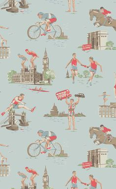 Cath Kidston - Be A Good Sport Collection