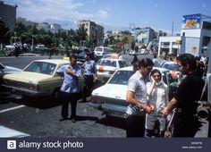 Stock Photo - Street scene in northern Tehran, Iran Mark Shenley Countries Around The World, Around The Worlds, Tehran Iran, Vectors, Scene, Illustrations, Stock Photos, Country, Street