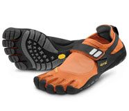 Vibram Five-Finger Shoes! I want to try these!