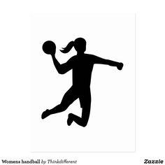 Handball Zeichnen