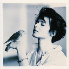 isabella #Rossellini, the beautiful timeless model