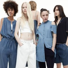 ZARA - #zaraeditorials - TRF / I AM DENIM 3