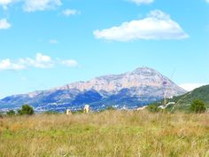 Costa Blanca - Javea - Montgo Mountain