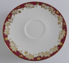 Royal Doulton Bone China Patterns | Details about Royal Doulton Fine Bone China - WINTHROP Pattern (Red ...