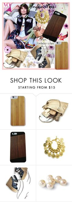 """Infinitus Cases"" by sirena39 ❤ liked on Polyvore featuring Chanel, Stuart Weitzman, Ivanka Trump, infinituscases and loweinfinituscases"