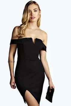 Lexi Off The Shoulder Bodycon Dress
