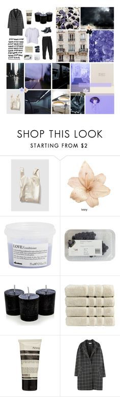 """but you can't stop dna"" by random-little-me ❤ liked on Polyvore featuring Prada, no!no!, Prophecy, American Eagle Outfitters, BAGGU, Davines, Christy, Aesop and CABARET"