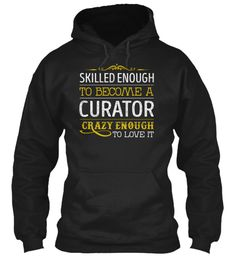 Curator - Skilled Enough #Curator
