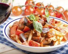 Penne Barilla sauce aux aubergines | Barilla