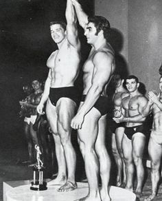 Arnold Schwarzenegger Junior Mr. Europe