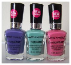 fergie nail polish | Wet n Wild says that their new spring collection of nail color is ...