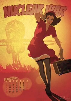 Post apocalypse tomorrow calendars