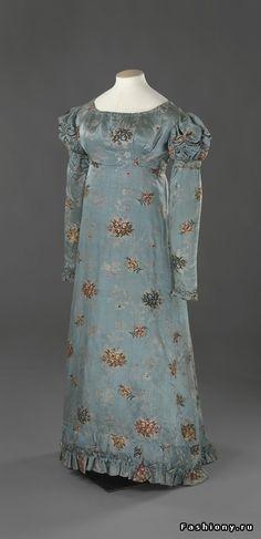 Подробно о моде 19 века / мода по десятилетиям