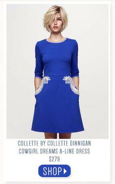 Collette Dinnigan Cowgirl dress