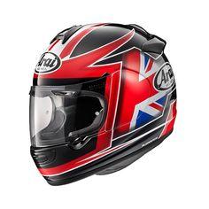 #Arai #Chaser-V #Flag #UK #Motorbike #Helmet Buy yours on www.helmade.com