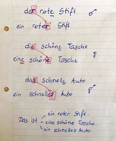 Adjective endings in nominative! endings # elementary school Adjective endings in nominative! endings # elementary school Study German, Learn German, Learn French, German Grammar, German Words, German Language Learning, Language Study, Dual Language, Logo Education