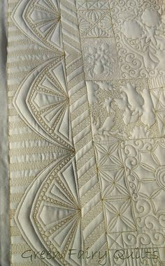 FMQ from Green Fairy Quilts