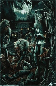 Dog Soldiers - Christopher Lovell